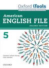American English File Level 5 iTools DVD ROM