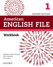 American English File Level 1 Workbook