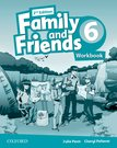 Family and Friends Level 6 Workbook