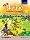 Skyline Activity Book 8