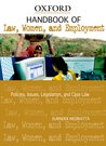 Handbook of Law,Women And Employment In India
