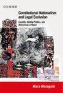 Constitutional Nationalism and Legal Exclusion
