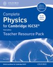 Complete Physics for Cambridge IGCSE Teacher Resource Pack  2014