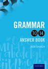 Grammar to 14 Answer Book