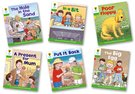 Oxford Reading Tree Biff,Chip & Kipper Level 2: First Sentences Mixed Pack of 6