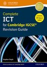 New Complete ICT for Cambridge IGCSE Revision Guide (2nd ed)