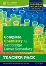 Complete Chemistry for Cambridge Secondary 1 Teacher Pack