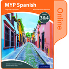 MYP Spanish Language Acquisition Online Student Book Phases 3 & 4