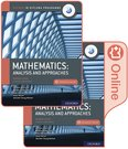 Oxford IB Diploma Programme: IB Mathematics: analysis and approaches, Higher Level, Print and Enhanced Online Course Book Pack