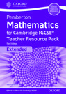 Pemberton Mathematics for Cambridge IGCSERG Teacher Resource Pack