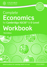 Complete Economics for Cambridge IGCSERG & O Level Workbook