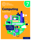 Oxford International Lower Secondary Computing Student Book 7