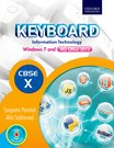 Keyboard Windows 7 and MS Office 2013 Book 10