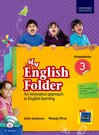 My English Folder Coursebook 3