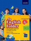 My English Folder Literature Reader 6