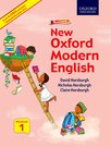 CISCE New Oxford Modern English Workbook 1