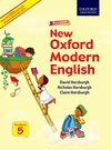 CISCE New Oxford Modern English Workbook 5
