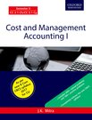 Cost and Management Accounting I