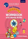 New Enjoying Mathematics Workbook with Mental Maths  5