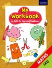 My Workbook on Skills for Learning Readiness Mathematics LKG