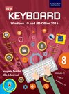 Keyboard Windows 10 and MS Office 2016 Class 8