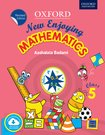 Revised New Enjoying Mathematics Book 5 (Non-CCE Edition)