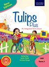 Tulips Plus (New Edition) LKG Term 3