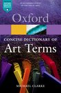 The Concise Oxford Dictionary of Art Terms 2e