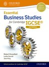Essential Business Studies for Cambridge IGCSE®